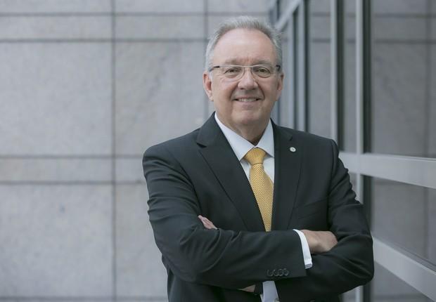 Theo van der Loo, presidente da Bayer (Foto: Divulgação Bayer)