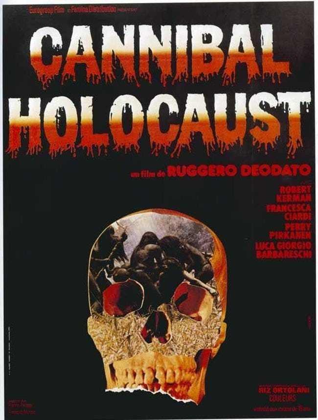 Holocausto Canibal (1980) (Foto: Divulgação)