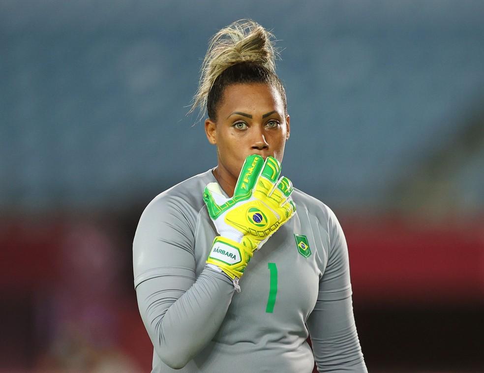 Barbara Brasil Holanda — Foto: Reuters