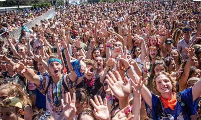 Festival paulista, o Lollapalooza Brasil 2021 será adiado