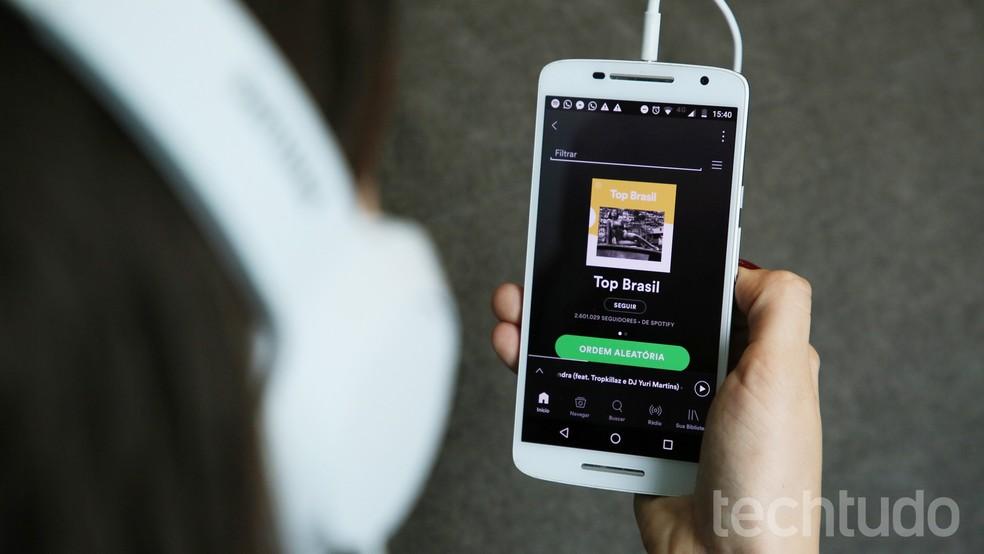 Bohemian Rhapsody, na lista de letras mais buscadas, se tornou a música do século XX mais ouvida em serviços de streaming — Foto: Anna Kellen Bull/TechTudo
