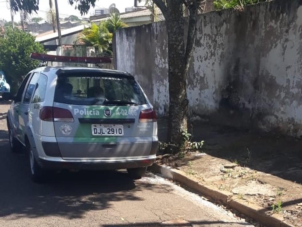 Polícia Ambiental ajudou no resgate e multou dono em R$ 90 mil em Marília — Foto: Arquivo pessoal/Fábio Protetor
