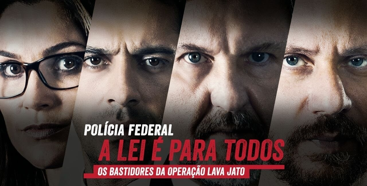 'Polícia Federal - A lei é para todos'