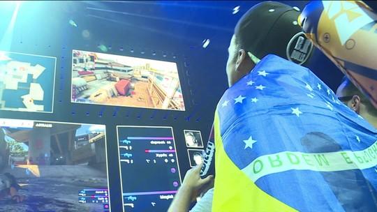 Sete mil pessoas lotam Ginásio do Ibirapuera em BLAST Pro Series SP