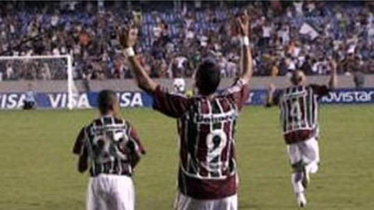 "Dez anos depois, Washington relembra gol épico na Liberta: ""Maracanã veio abaixo"""