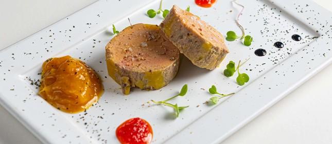 Foie gras au torchon no Didier