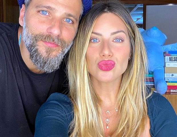Nasce Zyan, filho de Giovanna Ewbank e Bruno Gagliasso e casal é detonado. | JOÃO BIOTT