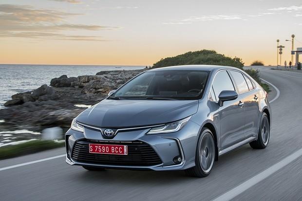 Toyota Corolla, o Carro do Ano 2020 (Foto: Divulgação)