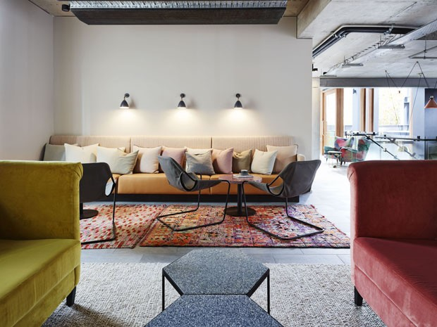 Hotel reproduz clima de casa familiar (Foto: Anson Smart/Divulgação)