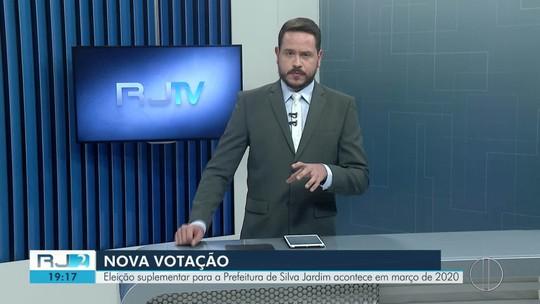 Silva Jardim, RJ, terá nova eleição para prefeito em 8 de março de 2020