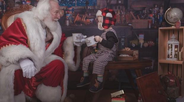 Rick Rosenthal é o criador da Northern Lights Santa Academy (Foto: Divulgação)
