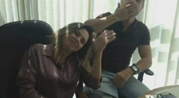 Pais da sister Paula Amorim (Foto: reprodução / instagram)
