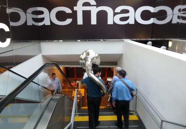 Loja Fnac na Avenida Paulista, em São Paulo: uma das 12 unidades da empresa no Brasil (Foto: Divulgação)