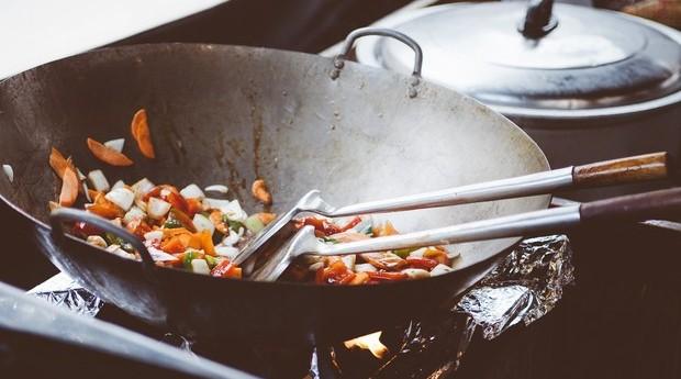 comida chinesa (Foto: Reprodução/Pexels)