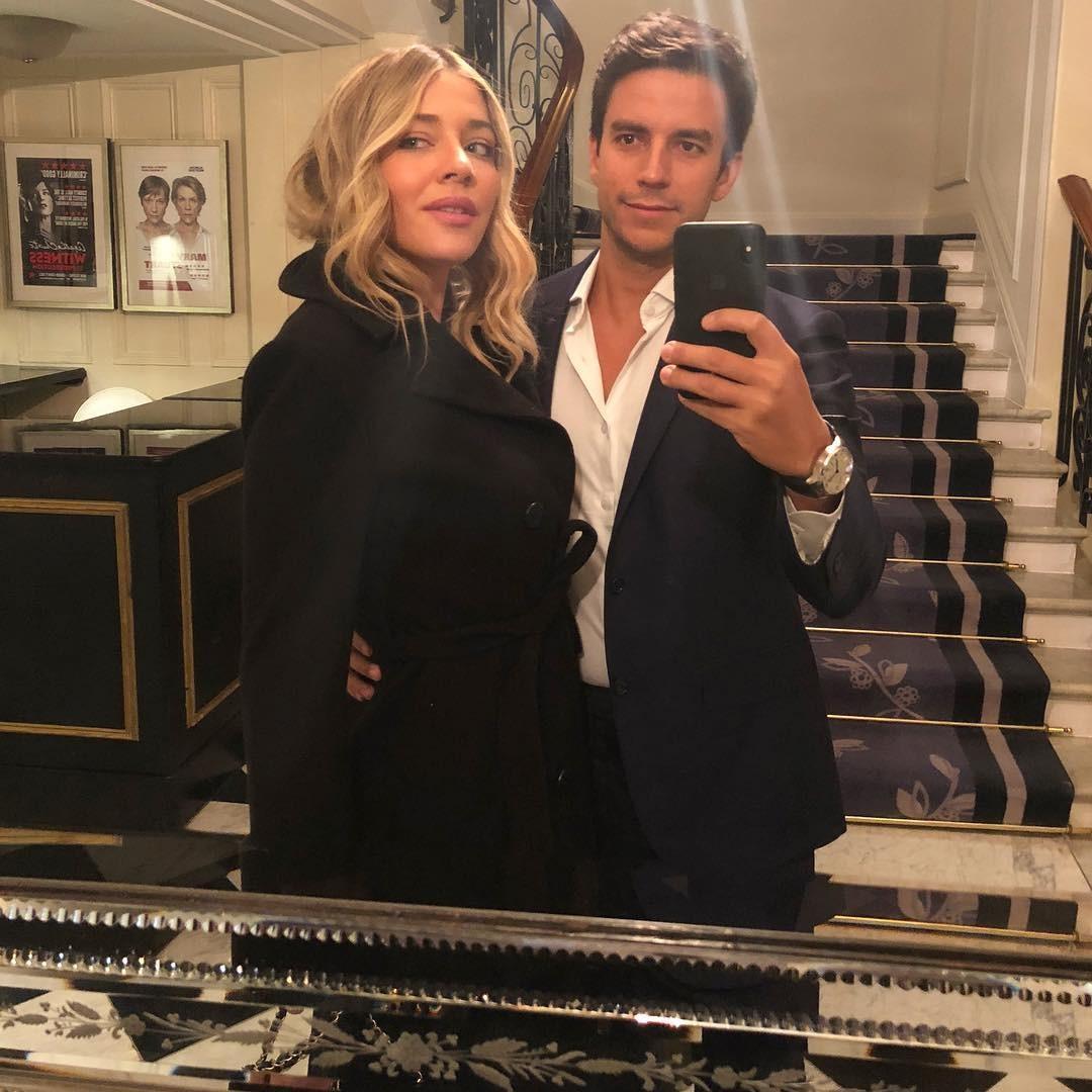 Luma Costa e Leonardo Martins (Foto: Reprodução/Instagram)