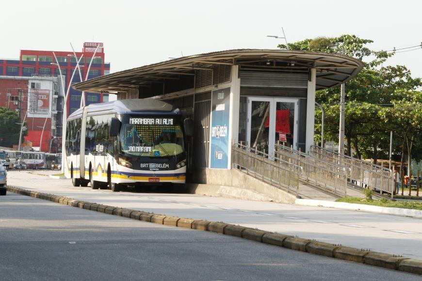PGE notifica prefeitura sobre a suspensão do sistema BRT Belém
