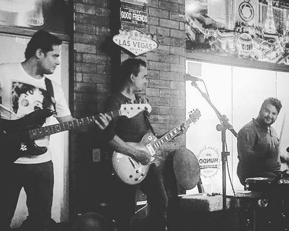 Retrovisor Rock Band (Foto: Divulgação)