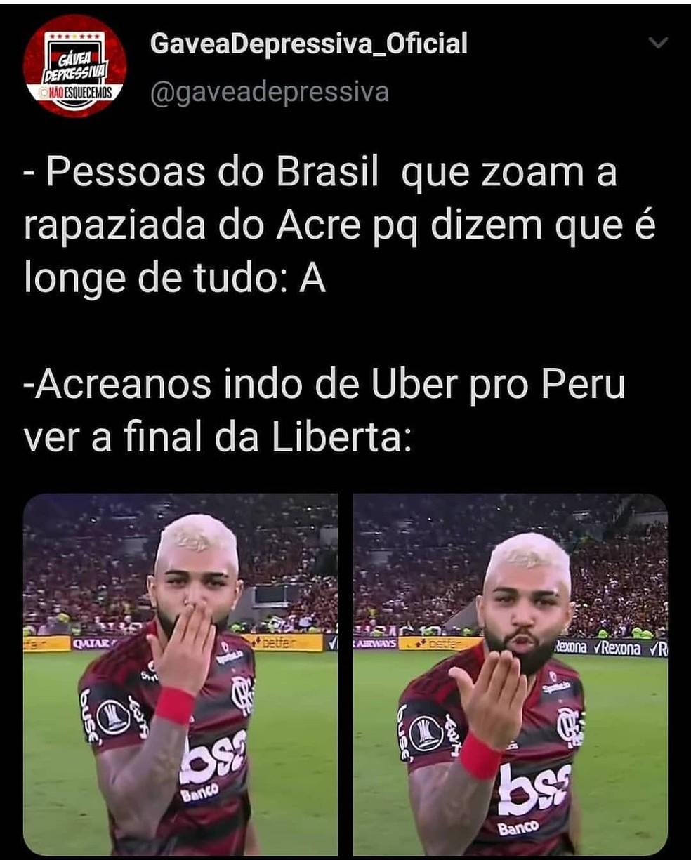 Com Decisão Da Libertadores No Peru Acreanos Comemoram E