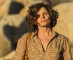 Debora Bloch, a Rosinete de 'Onde nascem os fortes' | Estevam Avellar/TV Globo