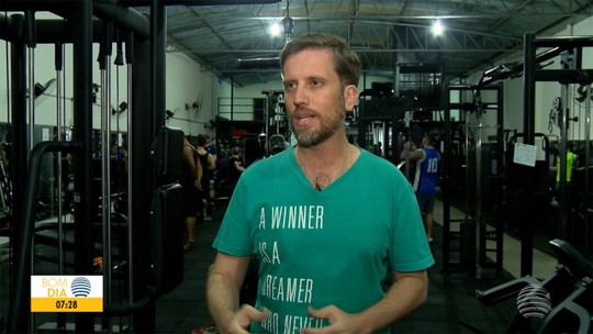 Empresário acha tempo para os exercícios, emagrece 25kg e deixa doenças para trás