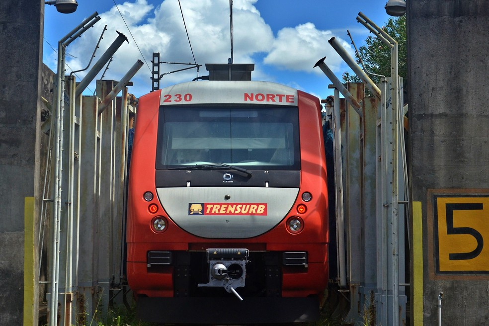 Passagem unitária do Trensurb passa a custar R$ 4,20 a partir de 13 de março  — Foto: Wellington Marques/Trensurb