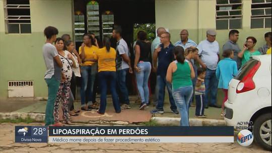 Médico morre em Divinópolis após procedimento estético em Perdões; caso será investigado pela Polícia Civil