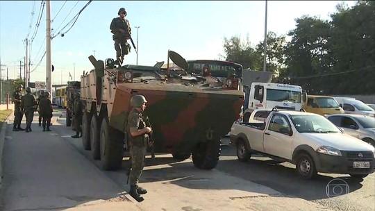 Exército vai assumir controle total da segurança pública do Rio pela primeira vez