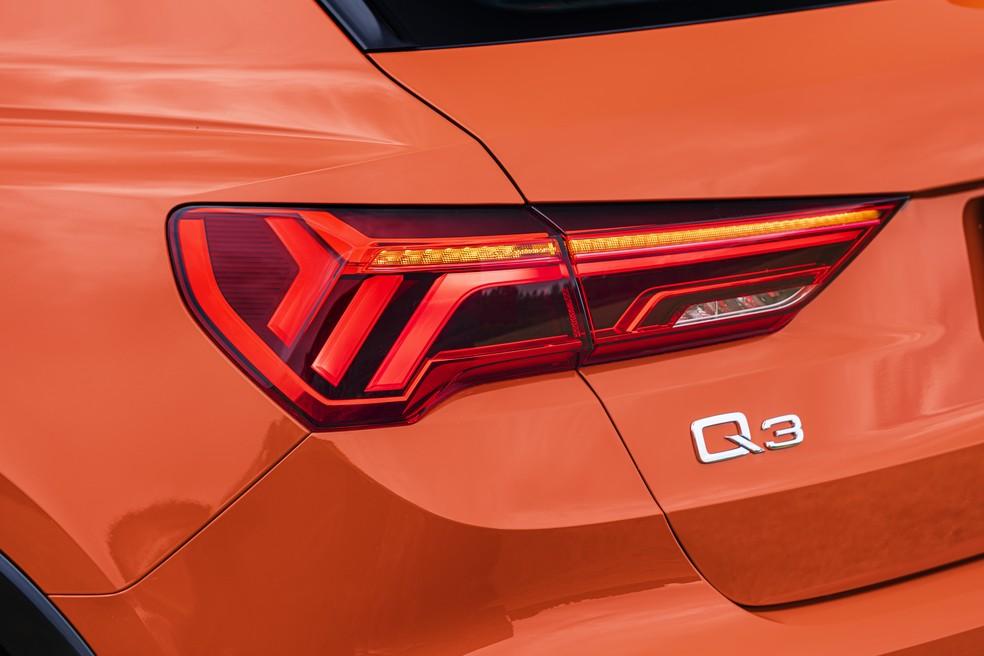 Audi Q3 — Foto: Divulgação