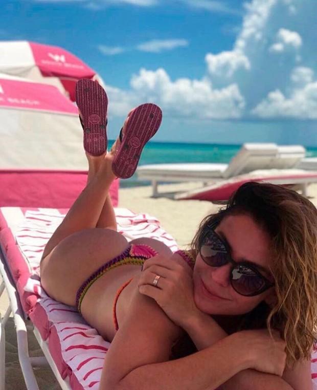 Giovanna Antonelli: descanso (Foto: Reprodução Instagram)