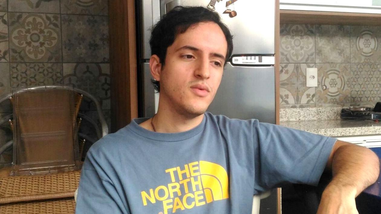 Com 13 quilos a mais, Bruno Borges diz que ficou depressivo com reações sobre livro e sumiço