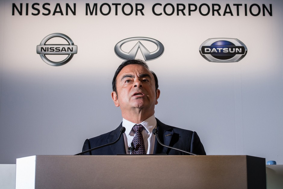 Carlos Ghosn, Nissan CEO (Photo: Press Release)
