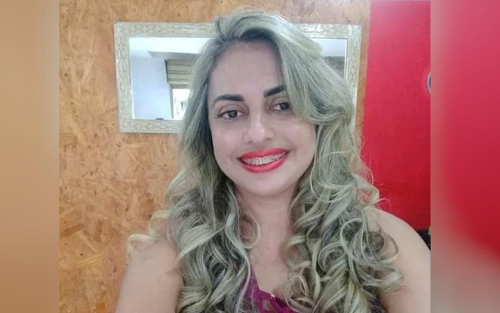 Fernanda foi encontrada morta após ficar uma semana desaparecida — Foto: Vilma Souza/Arquivo Pessoal