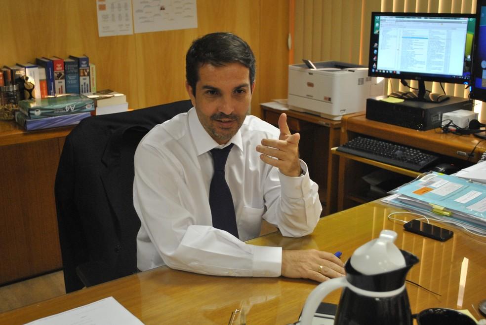 José Augusto Vagos, um dos procuradores da Lava Jato (Foto: Divulgação/MPF)