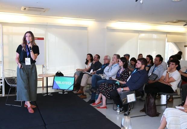 Carolina Mello, fundadora da consultoria Marcas com SAL (Foto: Alexandre DiPaula)