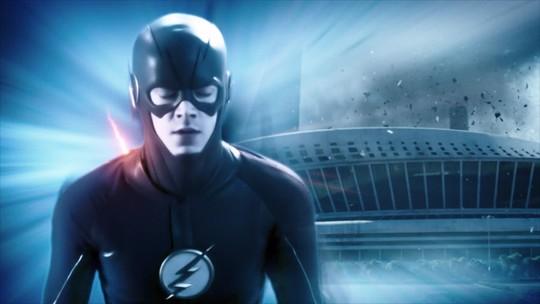 Flash: Barry volta no tempo e tem como objetivo aumentar velocidade