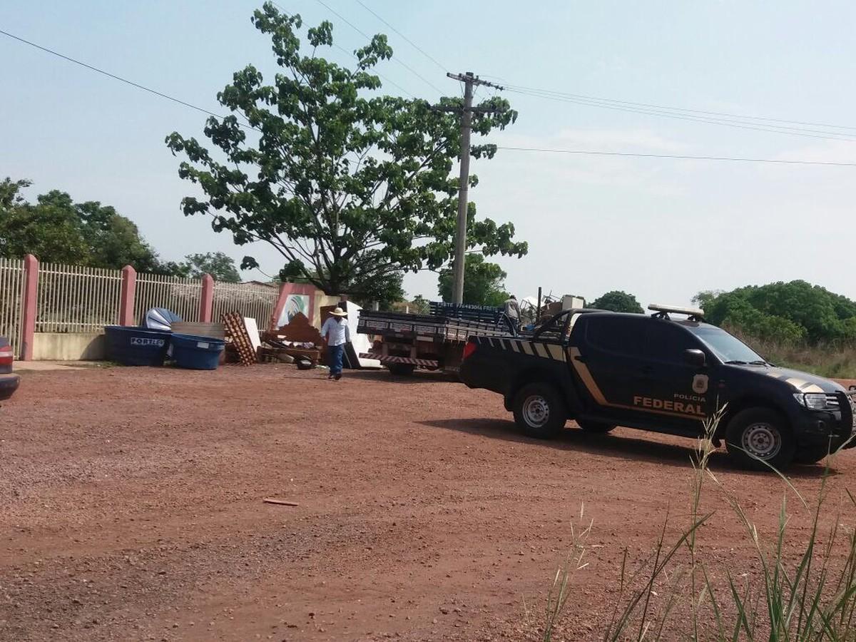 Dezessete famílias são despejadas de comunidade quilombola durante reintegração de posse em MT