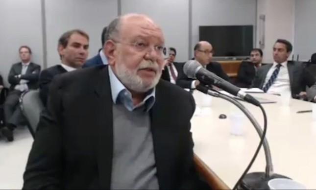 O empresário Léo Pinheiro