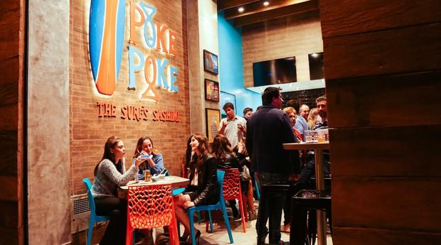 Poke Poke Brasil, empresa que fatura R$ 1,5 milhão por mês com comida havaiana (Foto: Divulgação)