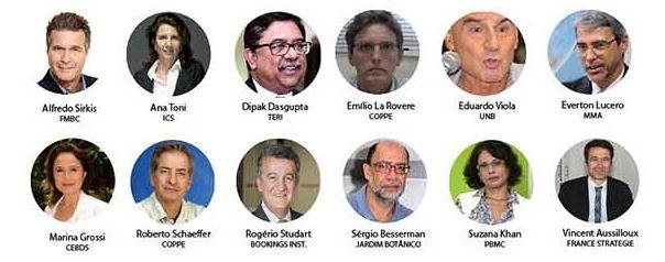 Rio Clima 2017 palestrantes