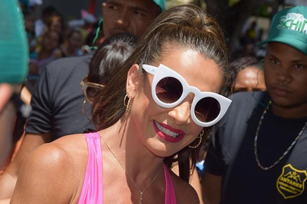 Scheila Carvalho (Foto: Gabriel Silva e Kleber Lobo/AgFPontes/Divulgação)