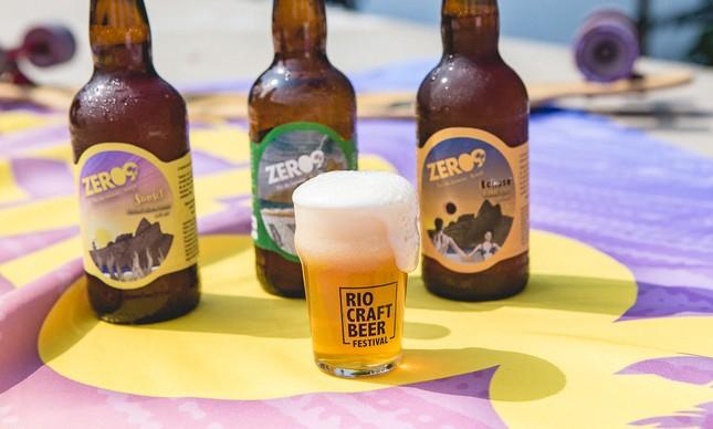 O Rio Craft Beer acontece de 30 de maio a 3 de junho