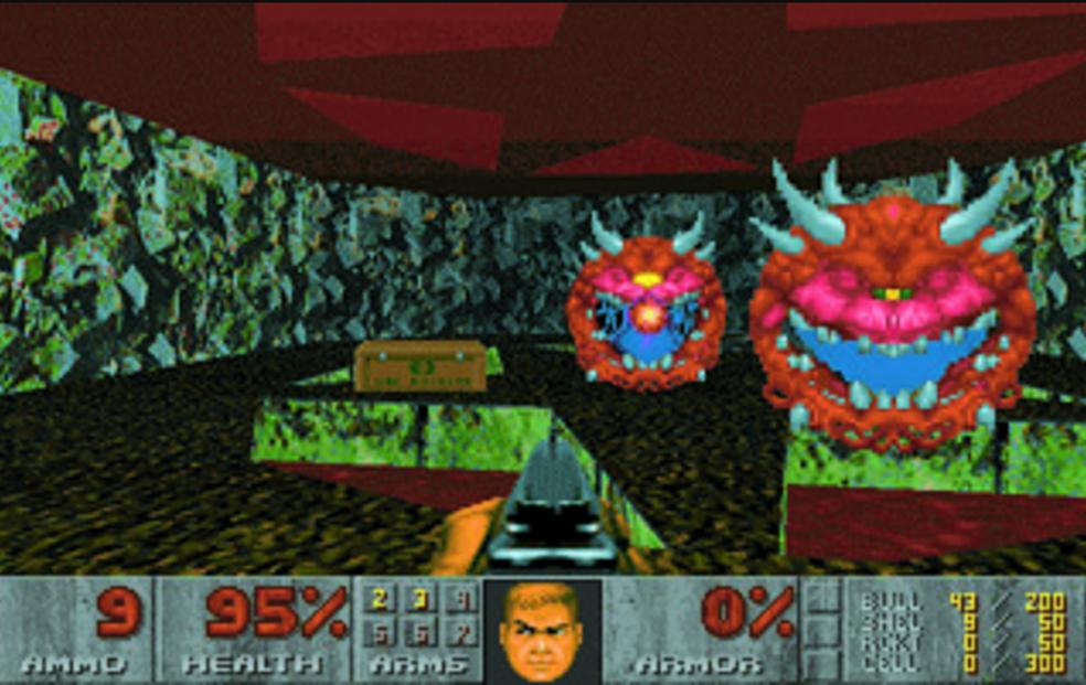 Doom (Foto: Divulgação/id Software)