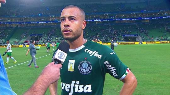 Mayke elogia adversário e comemora classificação na Copa do Brasil