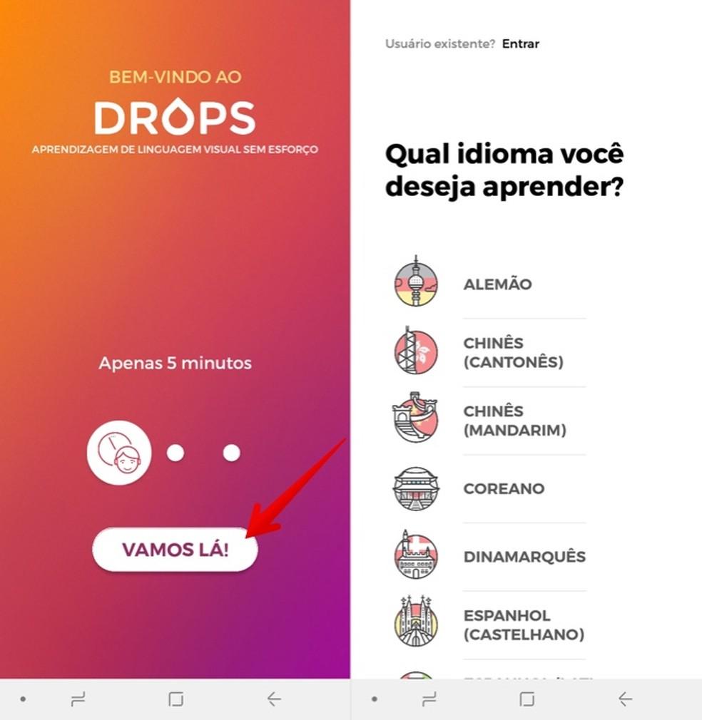 Como aprender inglês sozinho com o app Drops | Produtividade | TechTudo