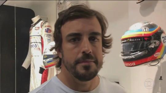 Fernando Alonso anuncia aposentadoria ao fim da temporada 2018 da Fórmula 1
