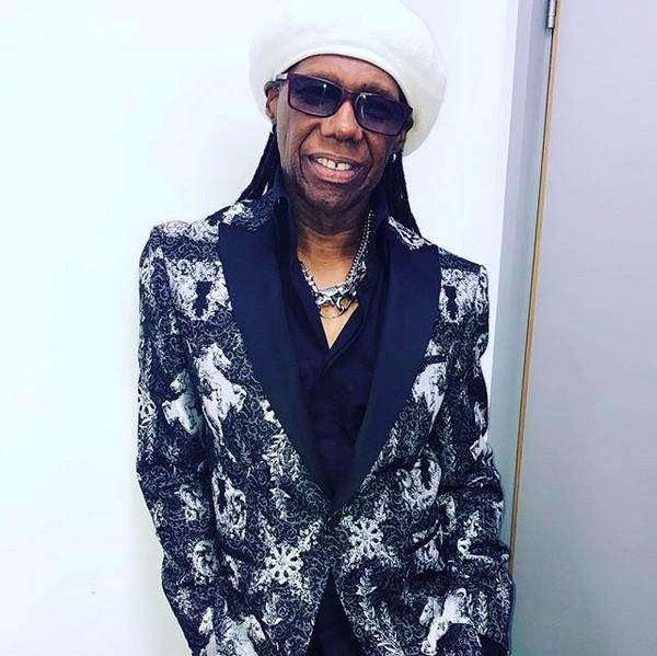 O músico Nile Rodgers (Foto: Instagram)