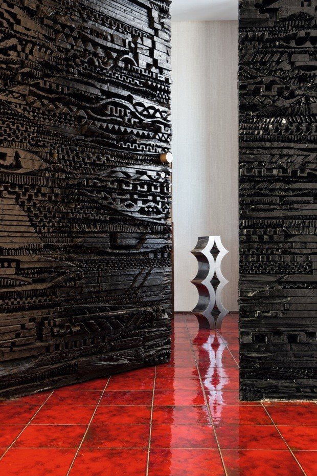 Projeto de Jorge Zalszupin dos anos 70 é reformado por René Fernandes (Foto: Filippo Bamberghi)