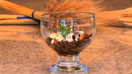 Receita do Campo: aprenda a fazer uma sobremesa com massa de cacau