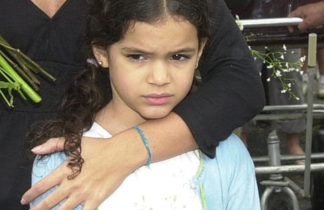 Bruna Marquezine ganhou destaque depois de interpretar a órfã Salete em 'Mulheres apaixonadas', em 2003 (Foto: Gianne Carvalho/TV Globo)