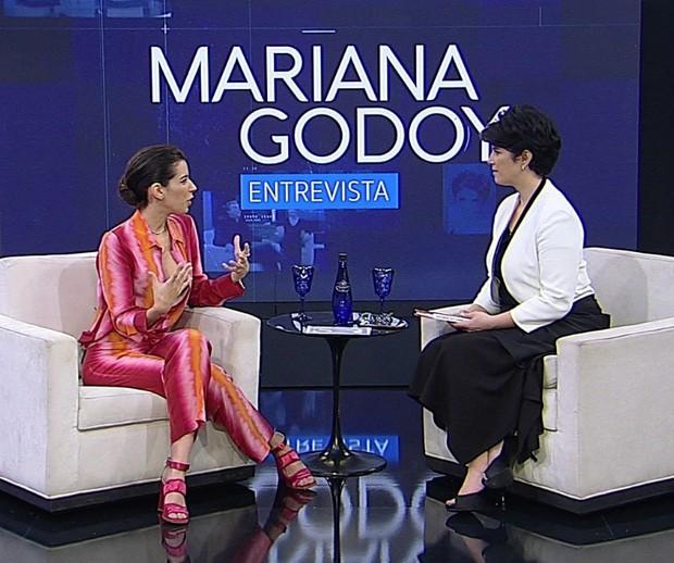 Camila Coutinho e Mariana Godoy (Foto: Divulgação/RedeTV!)